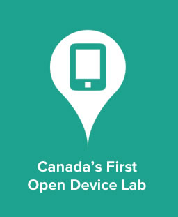 Canada's First Open Device Lab