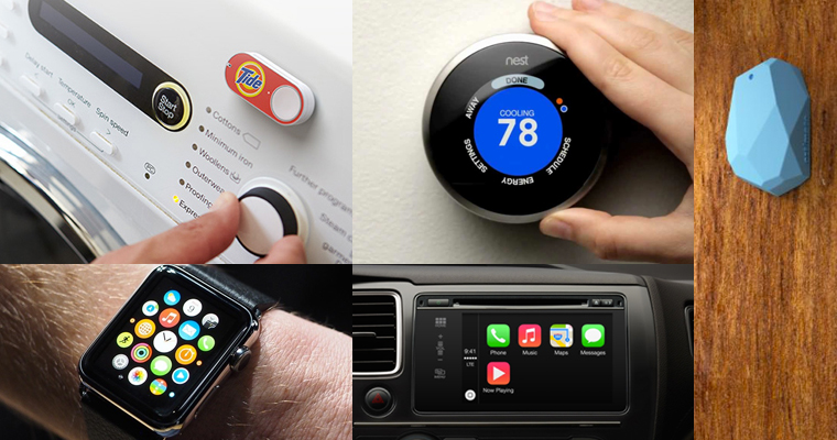 Internet of Things - enabled devices