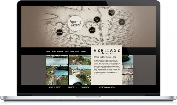 Heritage Passages: Bytown and The Rideau Canal - bv02